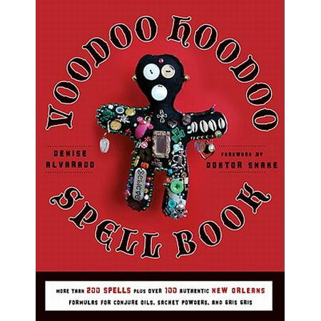 The Voodoo Hoodoo Spellbook](Voodoo Merchandise)