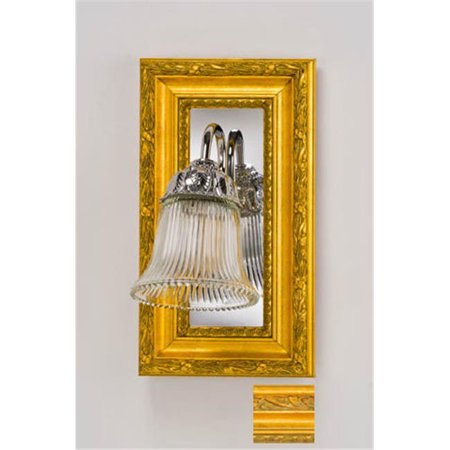 Afina Corporation ST-CHA-GD Traditional Side Sconce - Chateau - Chateau Traditional Machine