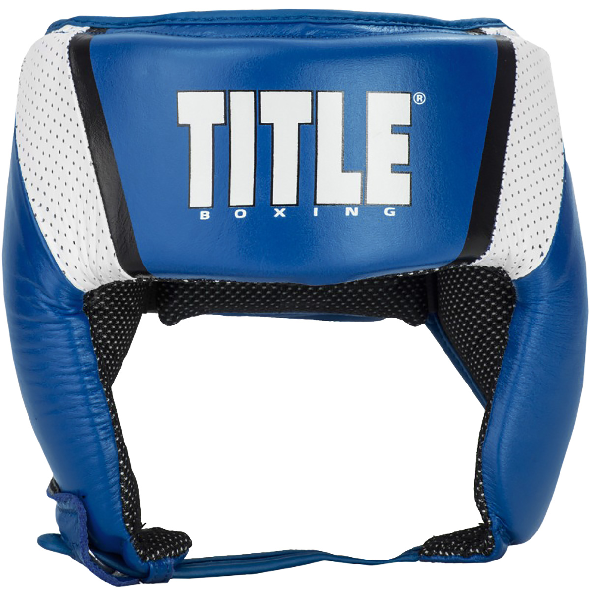 Title Boxing Aerovent Elite Open Face Amateur Competition Headgear