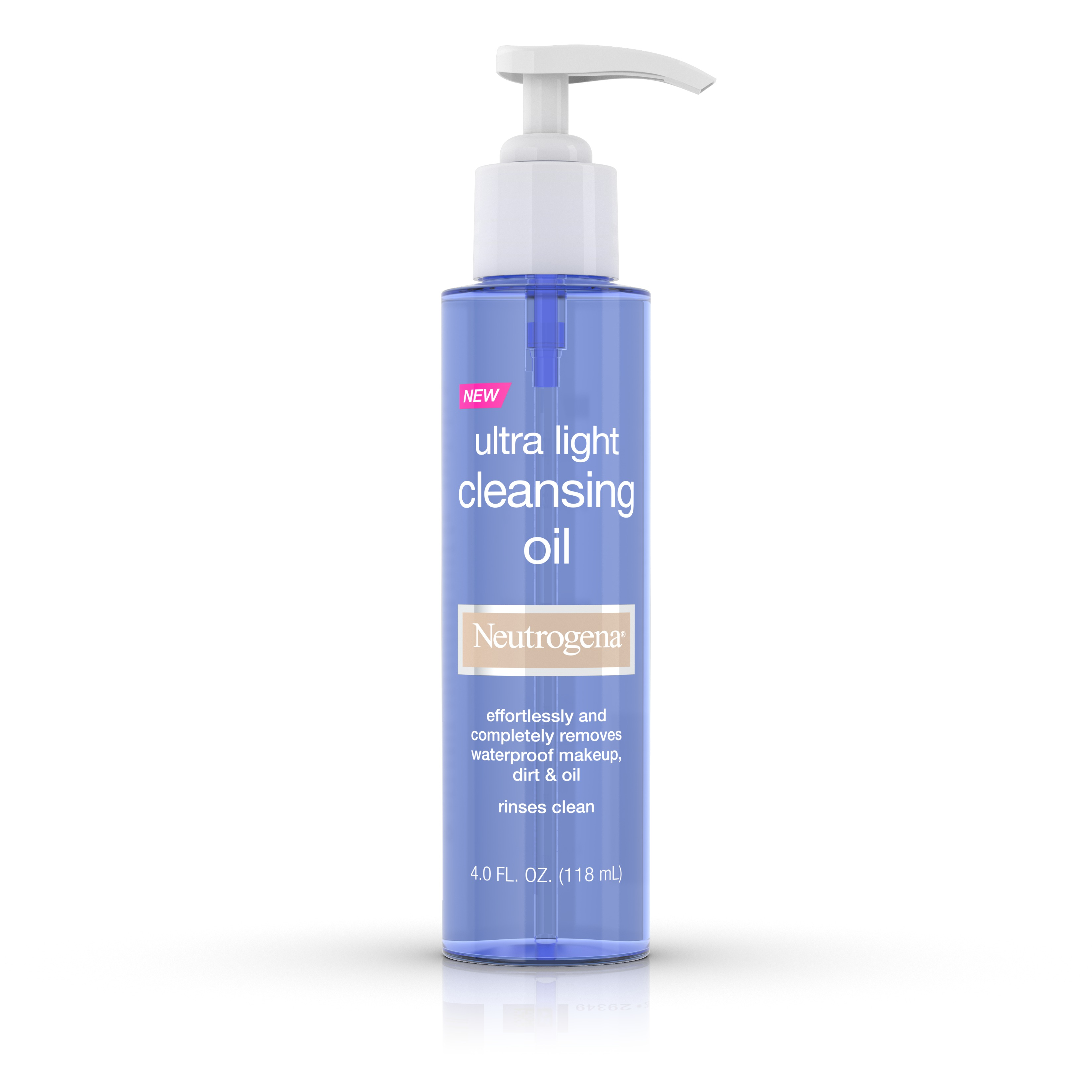 Neutrogena Ultra Light Cleansing Oil & Makeup Remover, 4 Fl. Oz. - Walmart.com