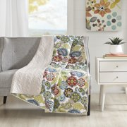 Home Essence Teen Asha Oversized Quilted Throw with Cotton Filling