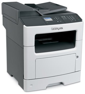 LEX35S5700 - Lexmark MX310DN Laser Multifunction Printer - Monochrome - Plain Paper Print - Desktop