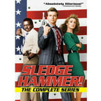 Sledge Hammer! - The Complete Series (Full Frame)