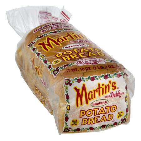 Martin's Potato Bread (3 Bags)