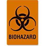 - BIOHAZARD Labels, 3
