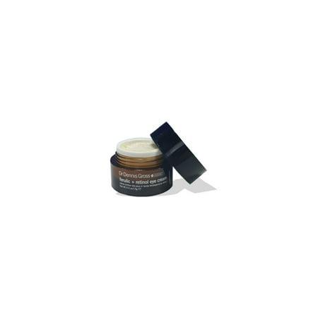 Dr Dennis Gross Ferulic + Retinol Eye Cream  - 0.5 fl (Dr Dennis Gross Ferulic Retinol Eye Serum)