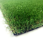AllGreen Chenille Deluxe 6 x 9 ft Multi Purpose Artificial Grass Synthetic Turf