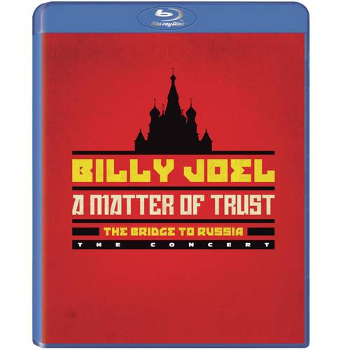 Matter Of Trust: The Bridge To Russia (Music Blu-ray)