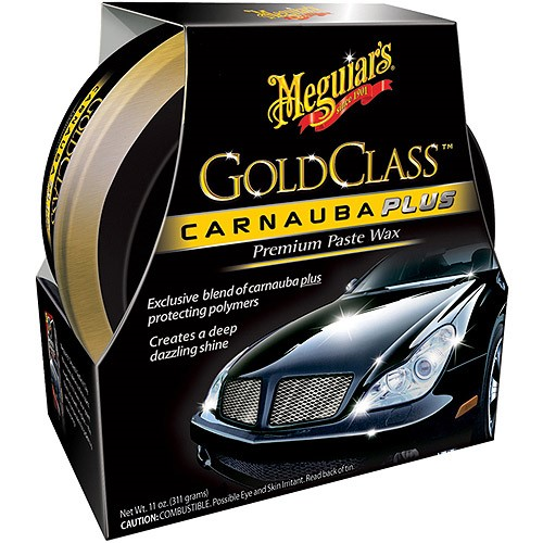 Meguiar's Gold Class Carnauba Plus Paste Car Wax