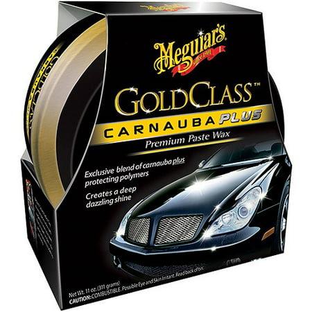 (Meguiar's Gold Class Carnauba Plus Paste Car Wax)