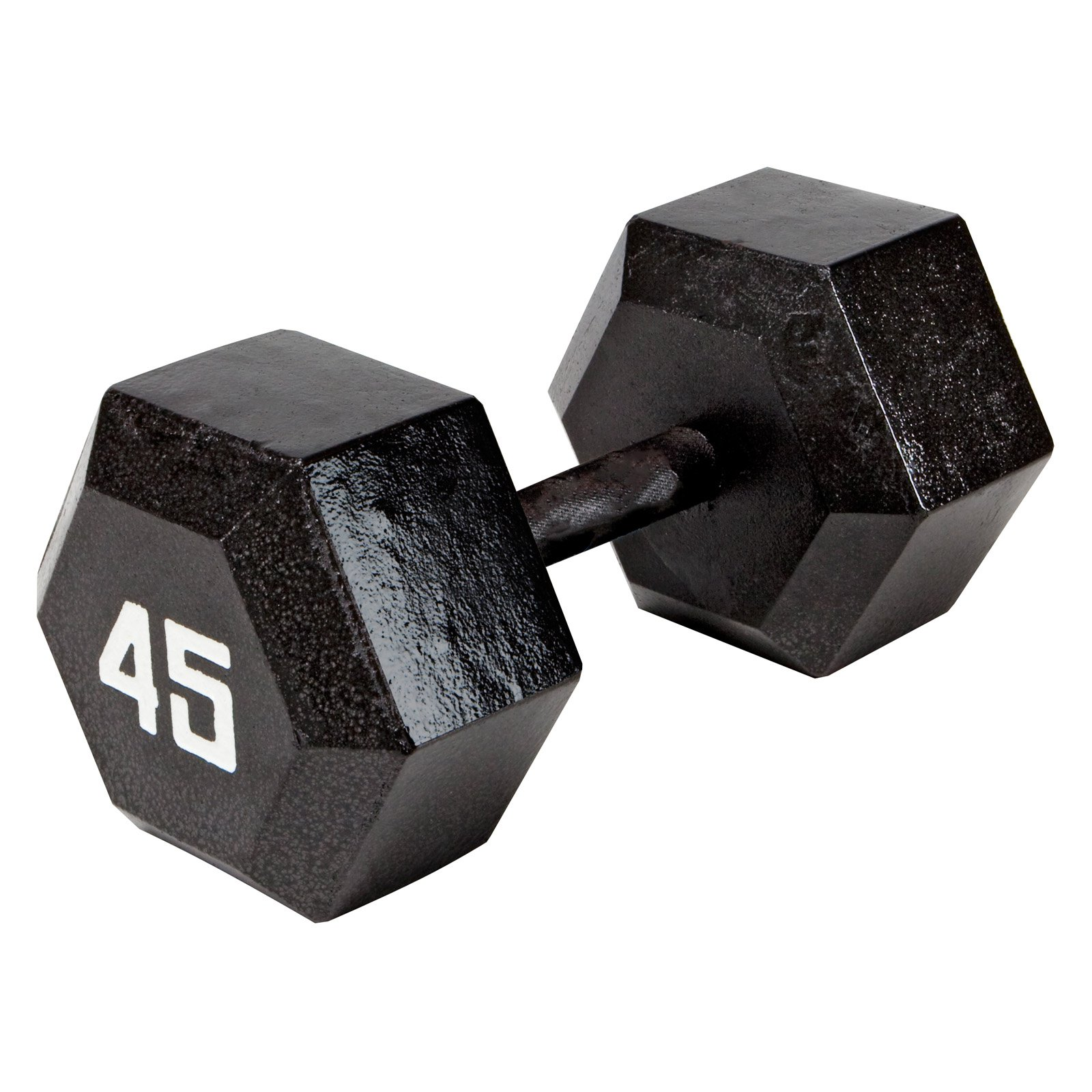 Marcy 45 lb EcoWeight Iron Dumbbell: IV-2045