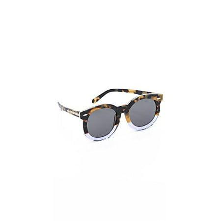 69cefd838b7 Karen Walker - Karen Walker Women s Super Duper Thistle Sunglasses ...