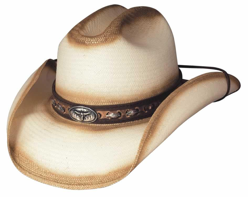 NEW Bullhide Hats 2412N Cowboy Collection Little Big Horn Natural Cowboy Hat
