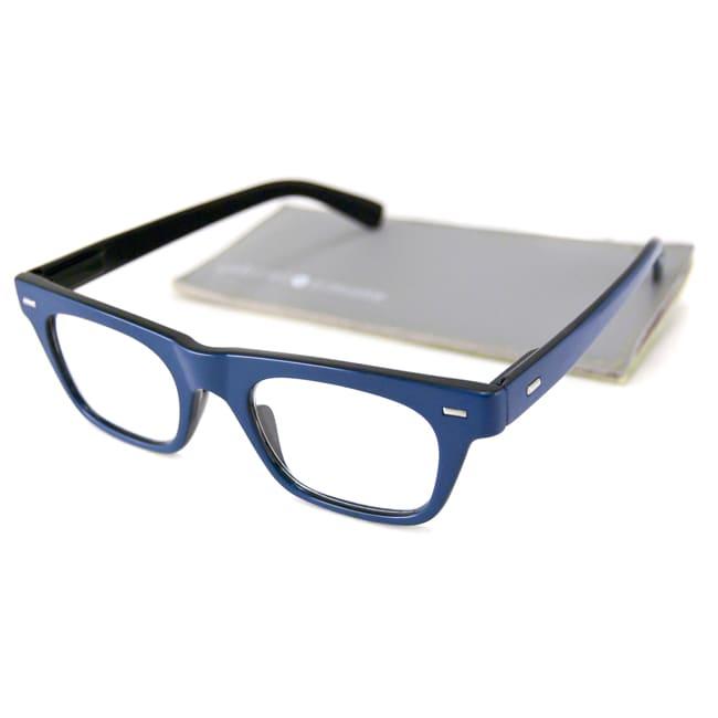 Gabriel + Simone  Readers Men's/ Unisex Lyon Rectangular Reading Glasses