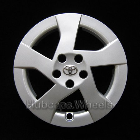 OEM Genuine Wheel Cover Fits 2010-2011 Toyota Prius - Professionally Refinished Like New - 15in Replacement Single Hubcap ()