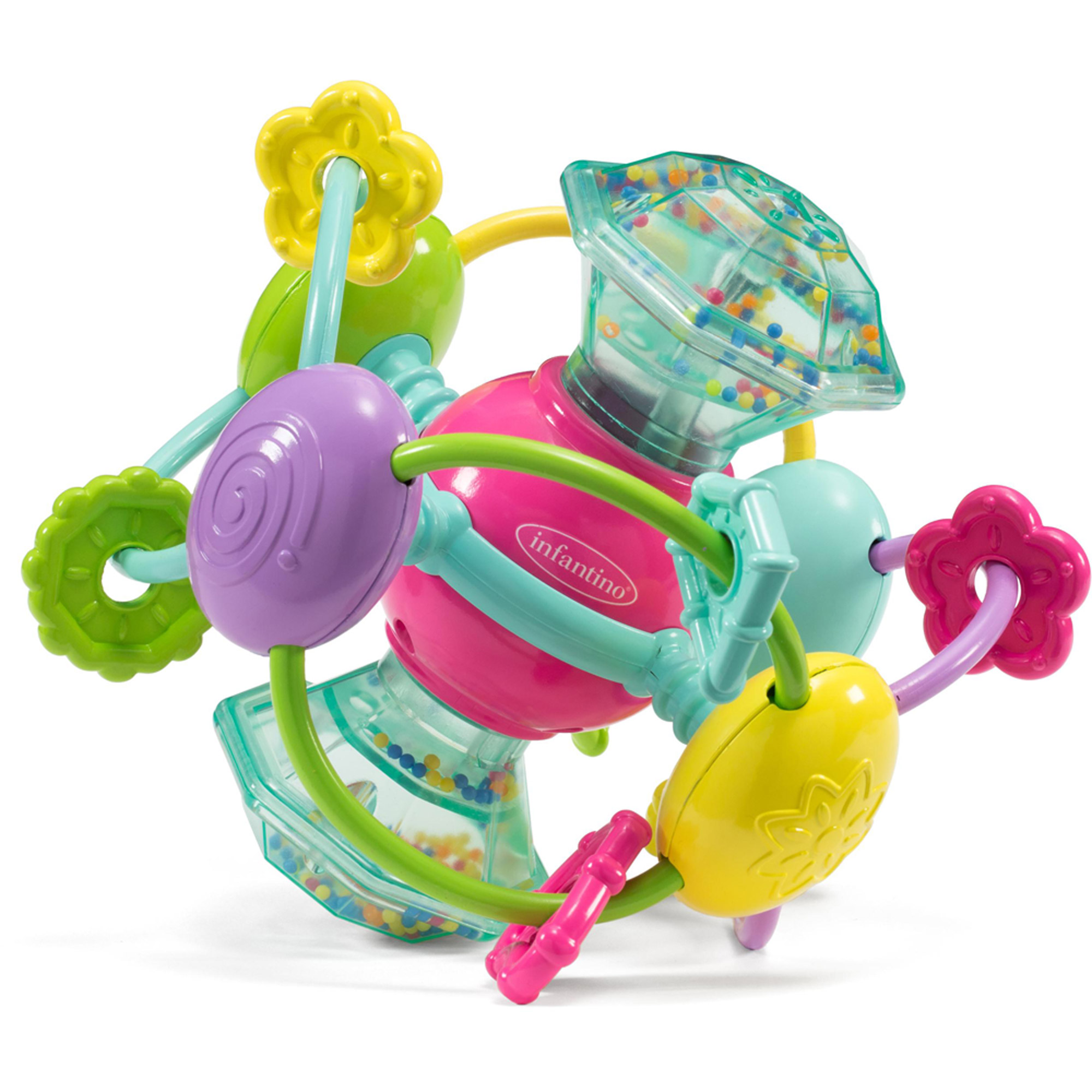 Infantino Discovery Gem Activity Ball by Infantino