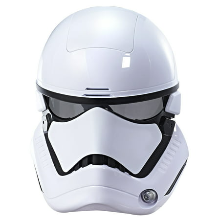 Star Wars: The Last Jedi First Order Stormtrooper Electronic Mask - Mankind Mask
