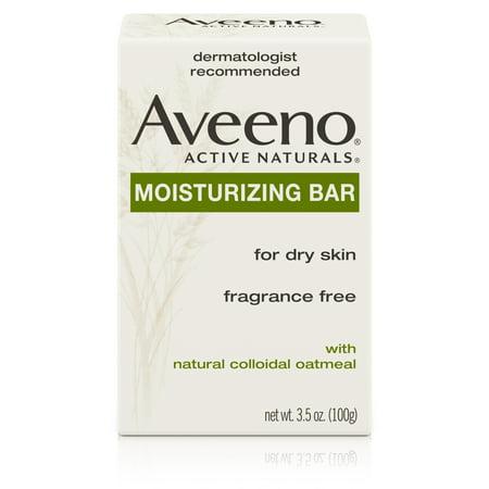 Aveeno moisturizing bar reviews
