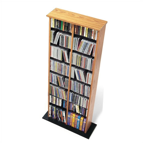 Prepac Double Media Media Rack by Prepac