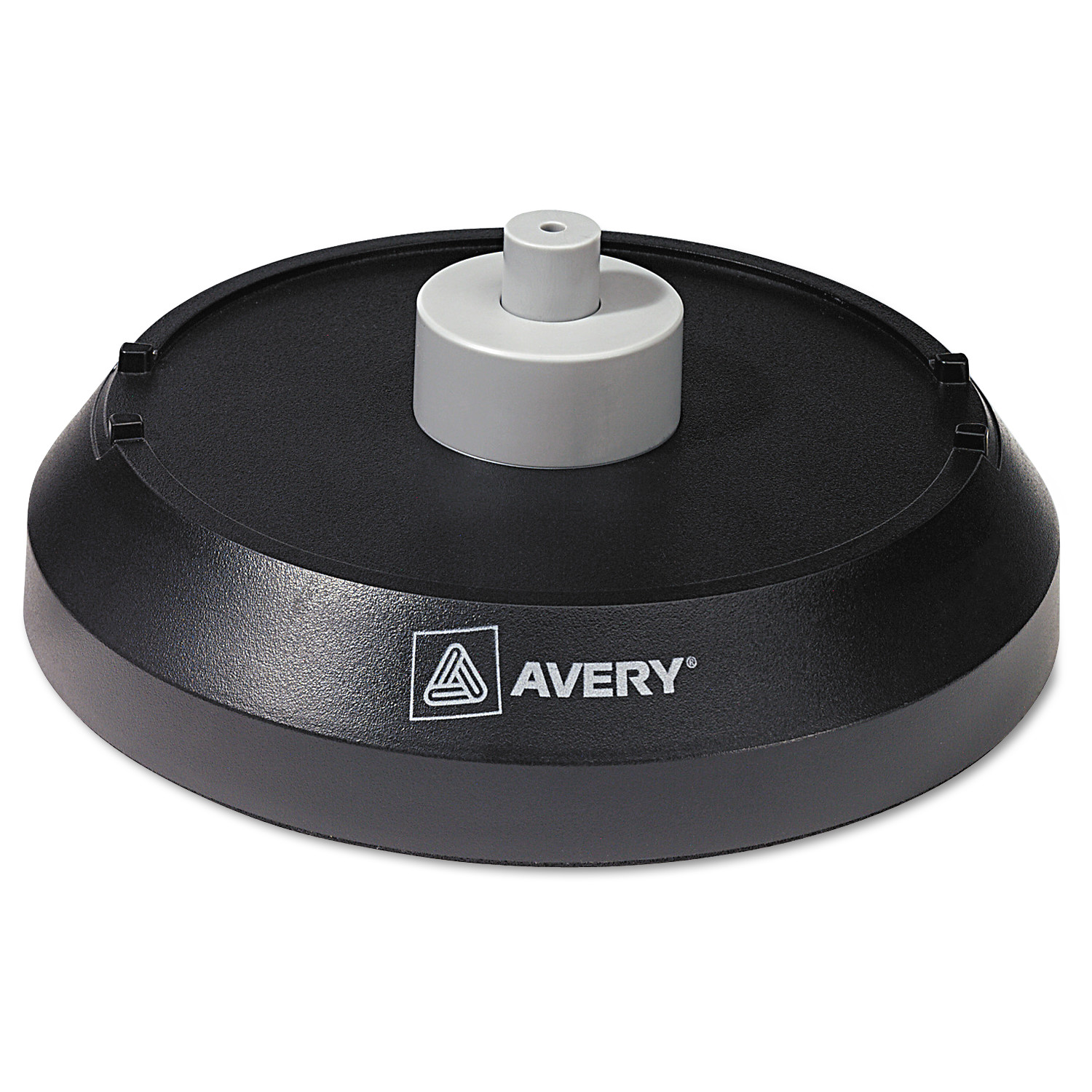 Avery CD/DVD Label Applicator, Black -AVE05699