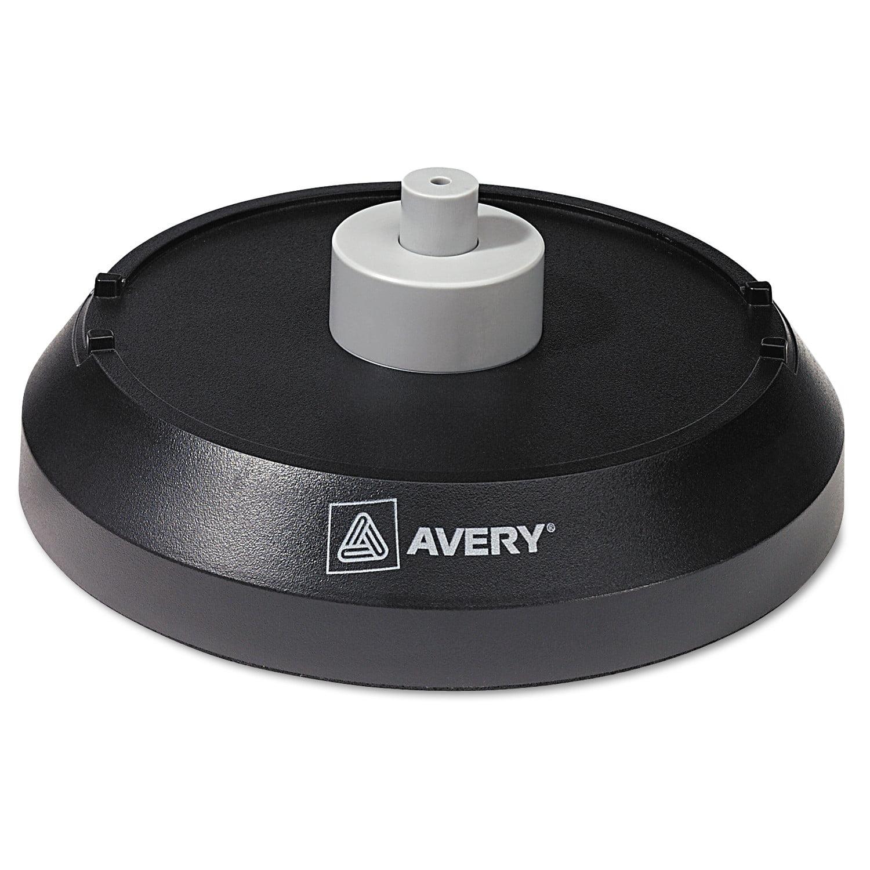 Avery CD/DVD Label Applicator, Black -AVE05699