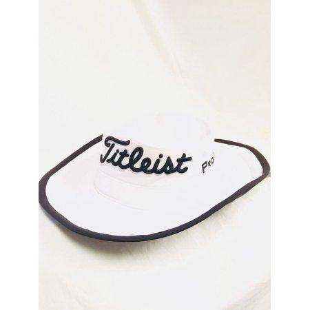 1eb6077c016 Titleist Weather Aussie Hat (White
