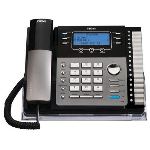 Rca 25423re1 4-line Expandable Phone System With Speakerphone