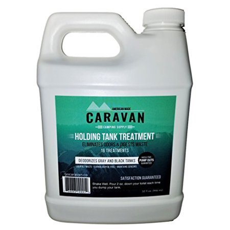 Caravan   Full Timers   Rv Holding Tank Treatment   Natural  Eco Friendly  Probiotic Bacteria Enzyme Formula   New And Different Microbial Based Approach To Eliminate Toilet Odor   16 Treatments