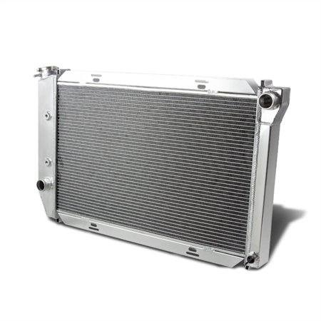 For 1971 to 1973 Mustang / Country / LTD / Galaxie Full Aluminum 3 -Row Racing Radiator 72 1973 Chevrolet Impala Radiator