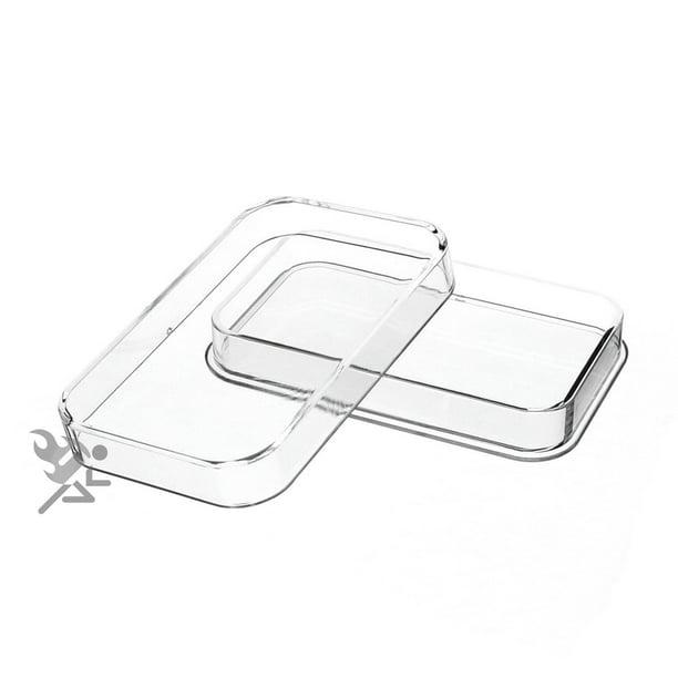 environ 141.75 g Air-Tite marque Direct Fit Capsule Support pour Silver bars Lot de deux 5 oz