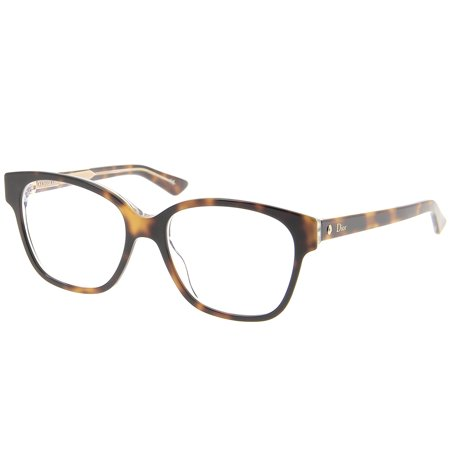 Dior  CD Montaigne8 G9Q Womens  Square Eyeglasses