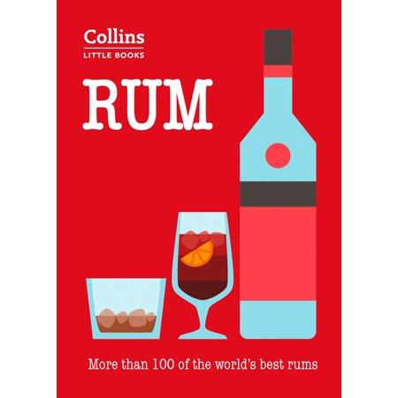 Collins Little Books: Rum - Brugal Rum