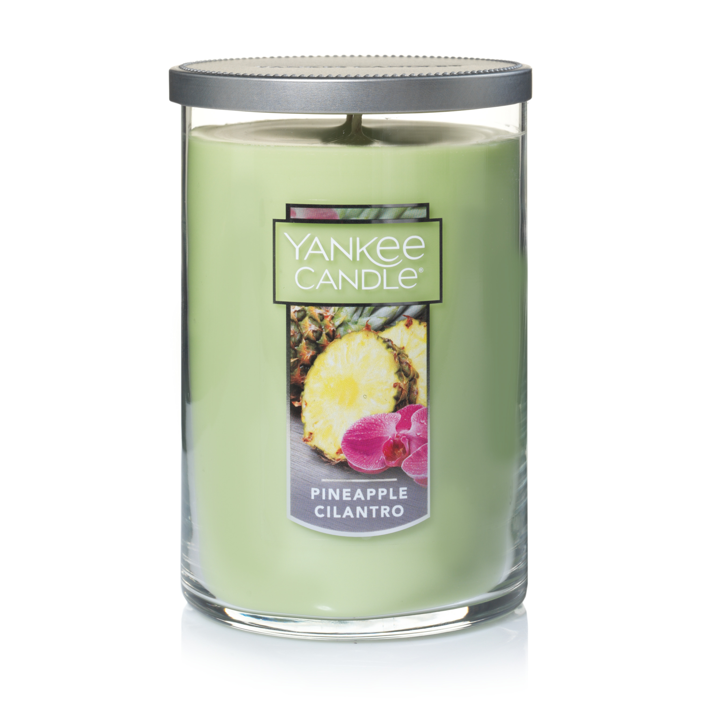 Yankee Candle Large 2-Wick Tumbler, Pineapple Cilantro