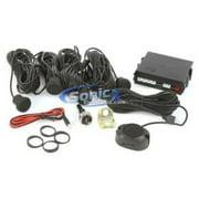 CrimeStopper CA-5009.II.MBS Backstopper Rear Parking-Assist System with Audible Alert and Metal Sensors