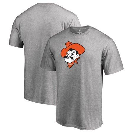 Oklahoma State Cowboys Fanatics Branded Primary Team Logo T-Shirt - -