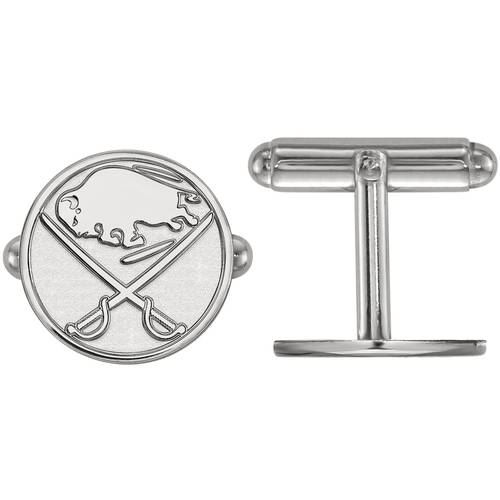 NHL Buffalo Sabres Sterling Silver Cuff Links