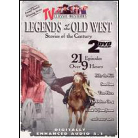 Legends of the Old West Volume 2 (DVD)