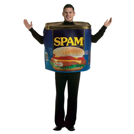spam costume adult halloween costume