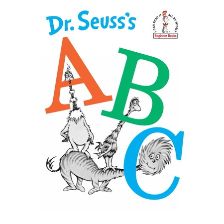 Dr Seuss Embroidery (Dr. Seuss's ABC (Hardcover))