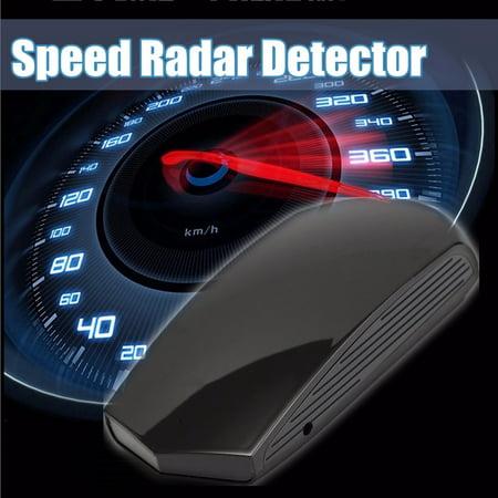 360 Degree Car Full Band GPS Speed Safety Radar Detector Scanning Advanced Voice Alert
