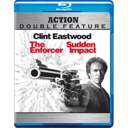 Enforcer / Sudden Impact (Blu-ray)