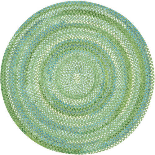 Waterway Round Braided Area Rug