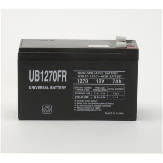 Ereplacements UB1270FR-ER Sealed Lead Acid Battery