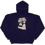The Hangover One Man Wolf Pack Pullover Hoodie