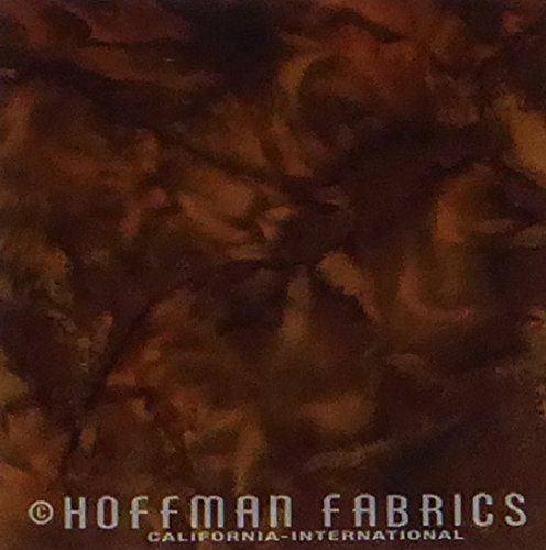 McKenna Ryan Bali Batik Palette~Earth MR1895-58 Sold by the  Yard by Hoffman of CA