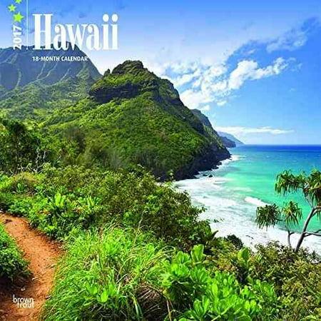 Hawaii 2017 Calendar
