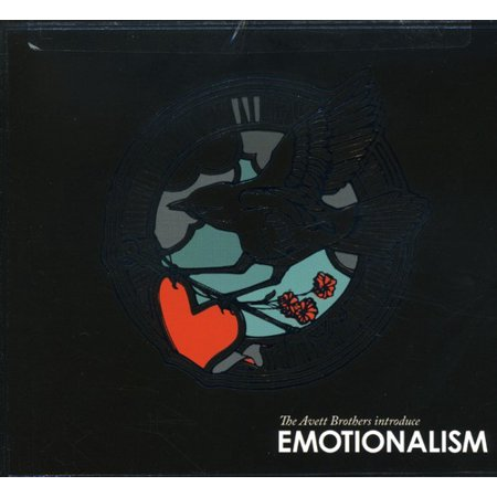 The Avett Brothers - Emotionalism (CD) (The Avett Brothers Nothing Short Of Thankful)