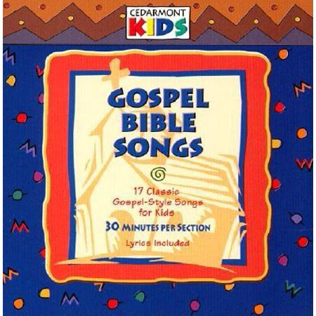 Gospel Music for Kids: Gospel Bible Songs