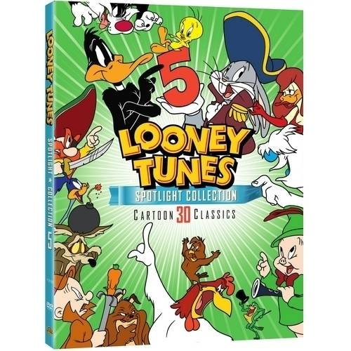 Looney Tunes: Spotlight Collection, Vol. 5 (Full Frame)