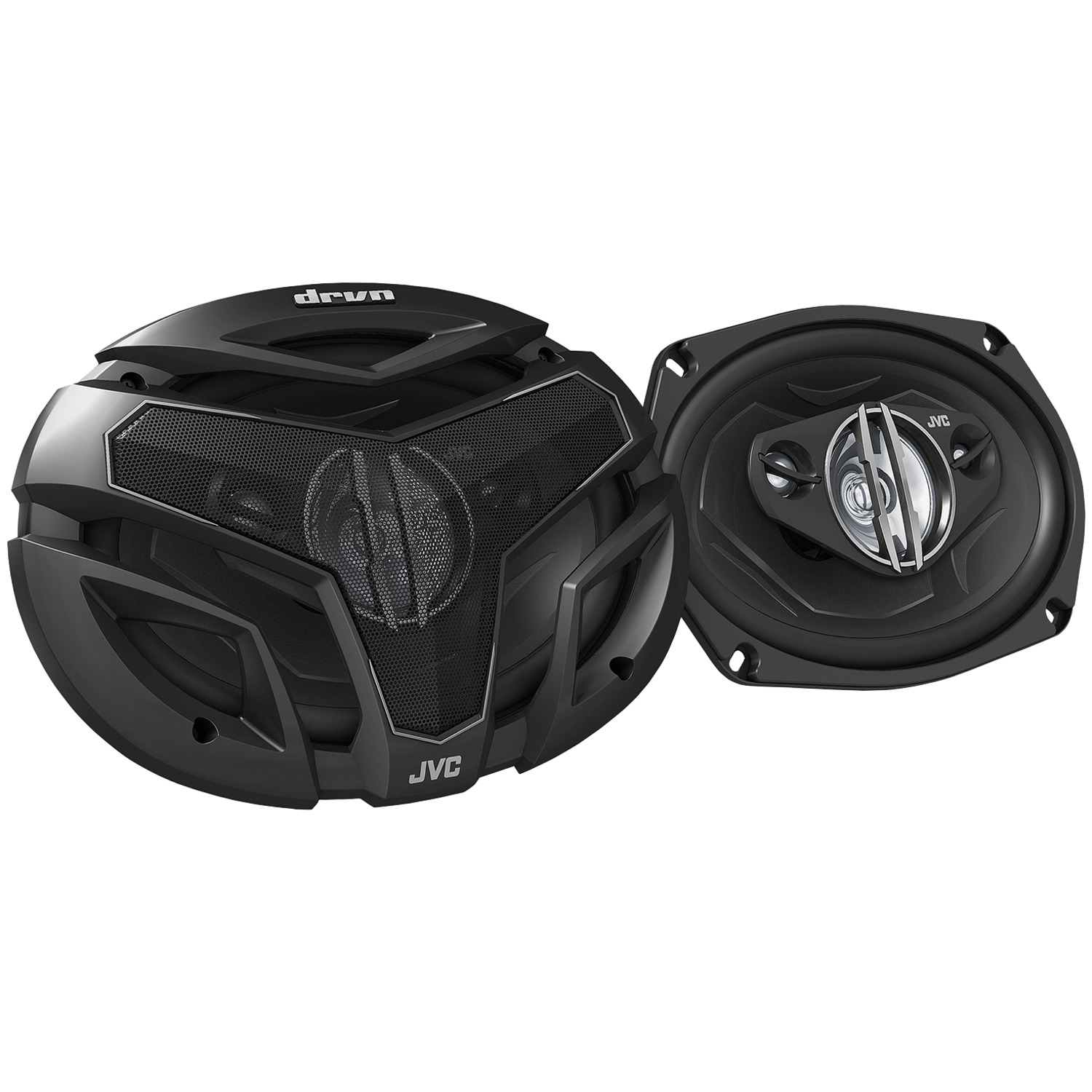 "JVC Mobile CS-ZX6940 DRVN ZX Series Coaxial Speakers (6"" x 9"", 4 Way)"